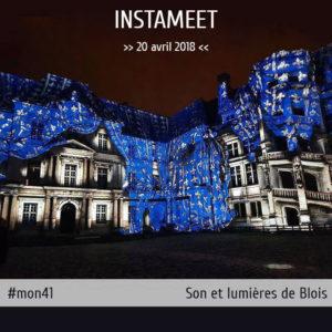 Instameet au Château de Blois