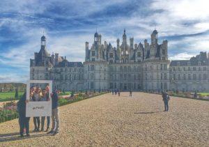 Instameet au Château de Chambord