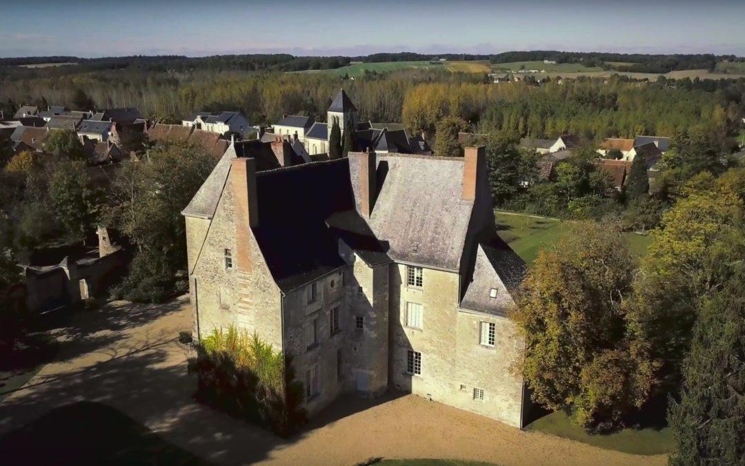 Reportage vidéo pour le musée Balzac en Touraine