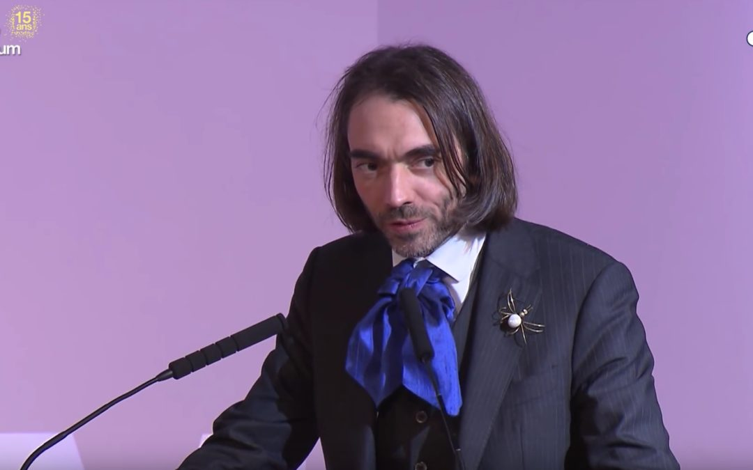 Retransmission post-Live de l'intervention de Mr Cédric Villani