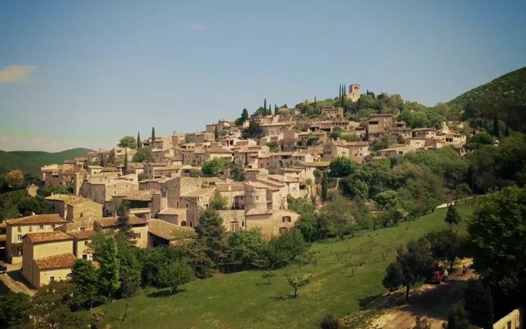 Mirmande 2018: le Village Préféré des français