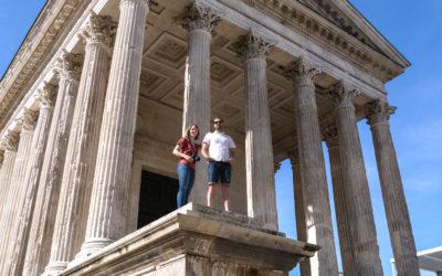 Reportage vidéo à Nîmes