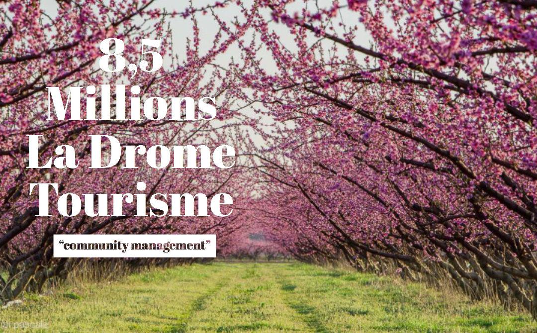 Un community Management Pragmatique pour la Drôme