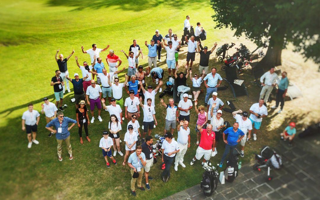 Reportage photos et vidéos pour Ezyperf – Open de Golf 2019