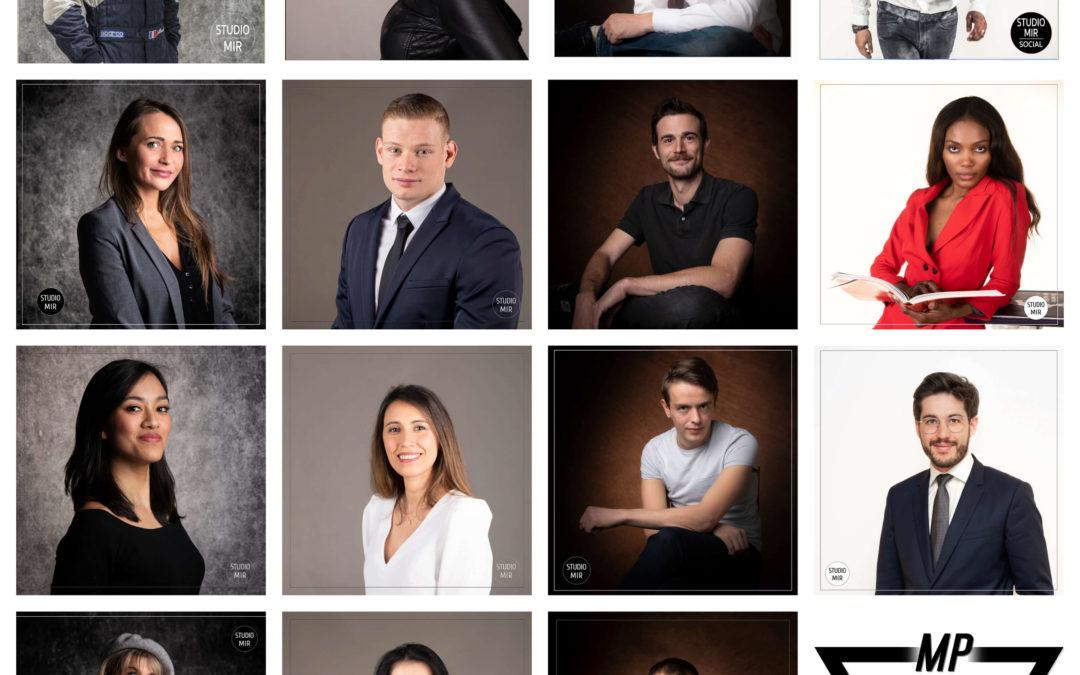 Séance photos corporate et professionnelles pour réseaux sociaux et site internet dans le Val de Marne