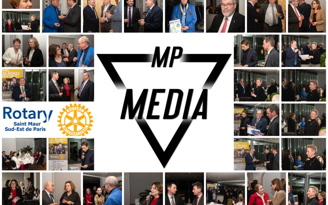 L'équipe Mp Média: photographes et vidéastes d'événements en Ile de France