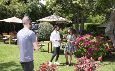 Reportage photos et vidéos pour la Maison Chabran dans la Drôme
