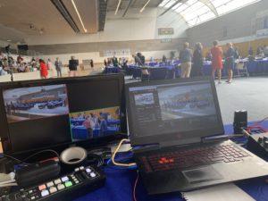 Vidéo live pour la ville de Rueil Malmaison