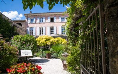 Reportage photos et vidéo pour le Restaurant le Clair de la Plume dans la Drôme