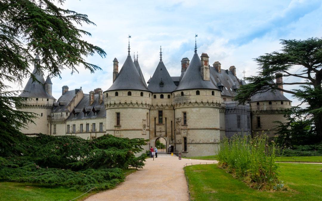 Reportage photos et vidéos : Chaumont-sur-Loire dans le Loir-et-Cher