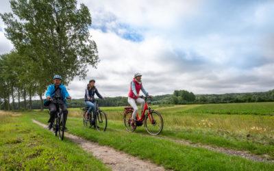Reportage vidéo et photos : Balade à vélo et dîner insolite à Montreuil-sur-Mer