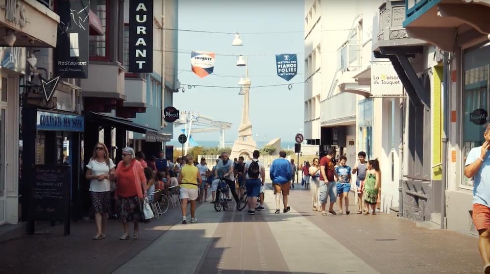 Reportage vidéo : La ville du Touquet-Paris-Plage