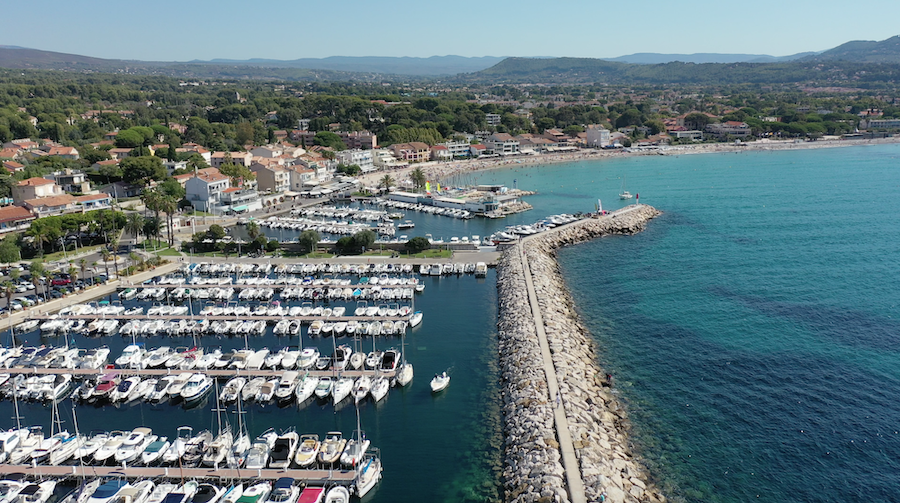 Reportages photos et vidéos à Saint-Cyr-sur-mer