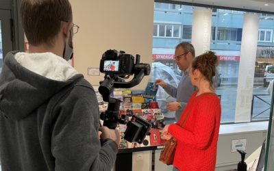 Reportage vidéo à Boulogne-sur-mer dans la Côte d'Opale
