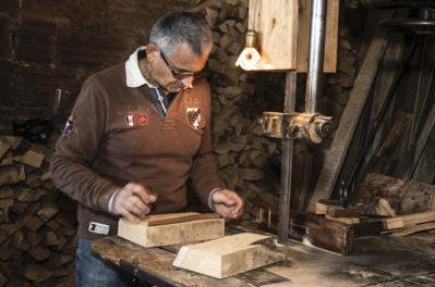 Tournage dans la Drôme : Les Cuillères du Royans