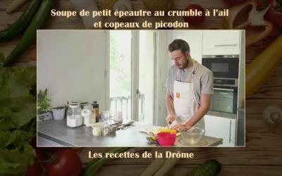 Live streaming pour la Drôme