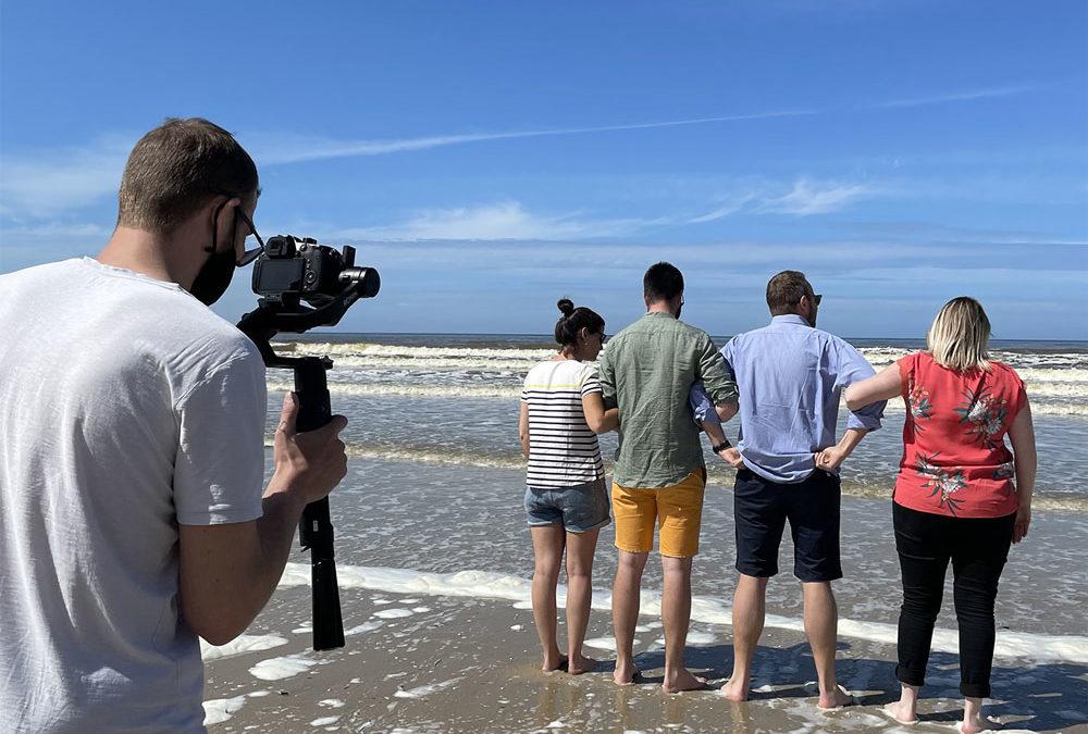 Vidéastes professionnels : Tournage vidéo à Boulogne-Sur-Mer