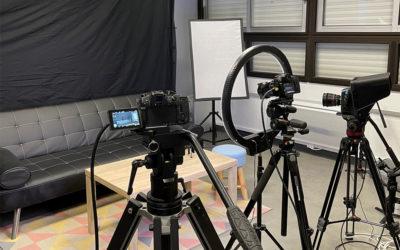 Tournage vidéo : Concours » Je filme ma formation» au Lycée Hôtelier du Touquet-Paris-Plage