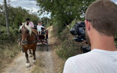 Vidéastes professionnel : Tournage vidéo dans le Gard